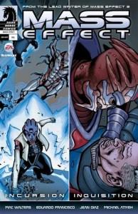 Le mort de l'Exécuteur, l'invasion des Récolteurs sur Omega ...