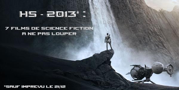 Science Fiction Filme 2012