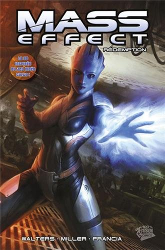 comics mass effect