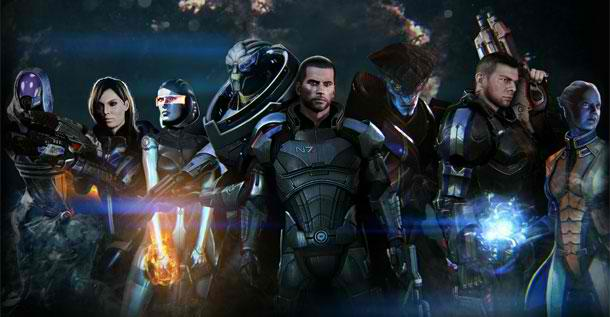 Mass Effect 3 Team
