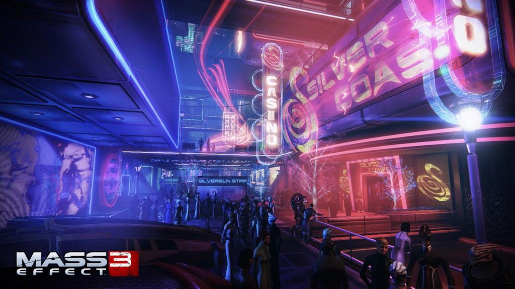 Deux premi res images du prochain dlc de mass effect 3 for Balcony aesthetic