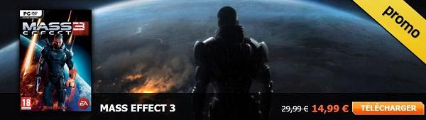 Encore une belle promo pour Mass Effect 3 !