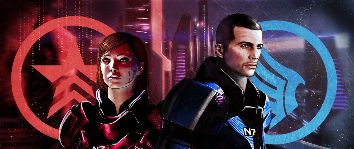 Les choix moraux de Mass Effect