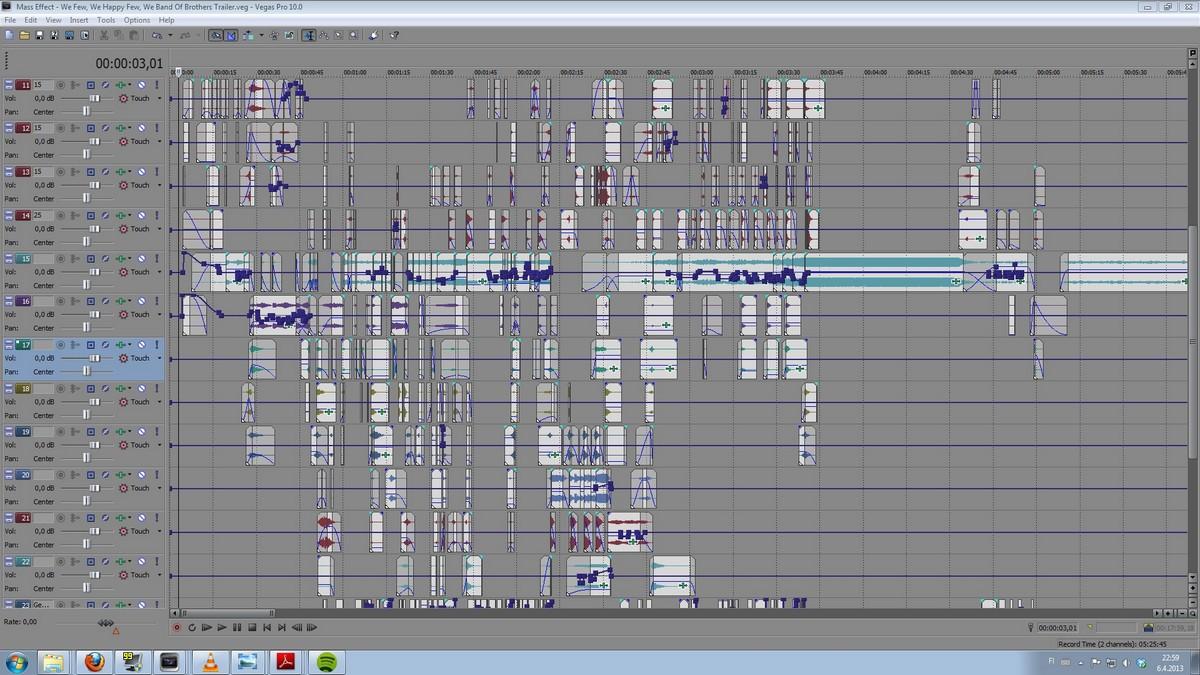 Audio Structure