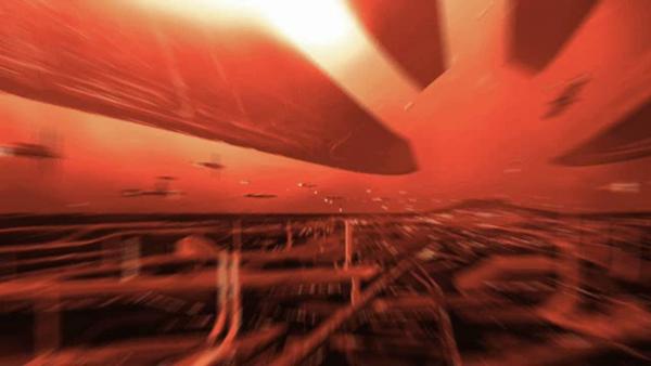 Silhouette de vaisseaux prothéens