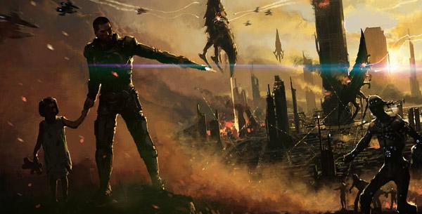 Les secrets de Mass Effect