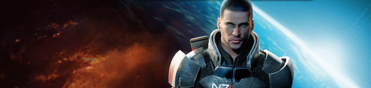 Le Commandant Shepard