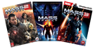 Guides officiels Mass Effect