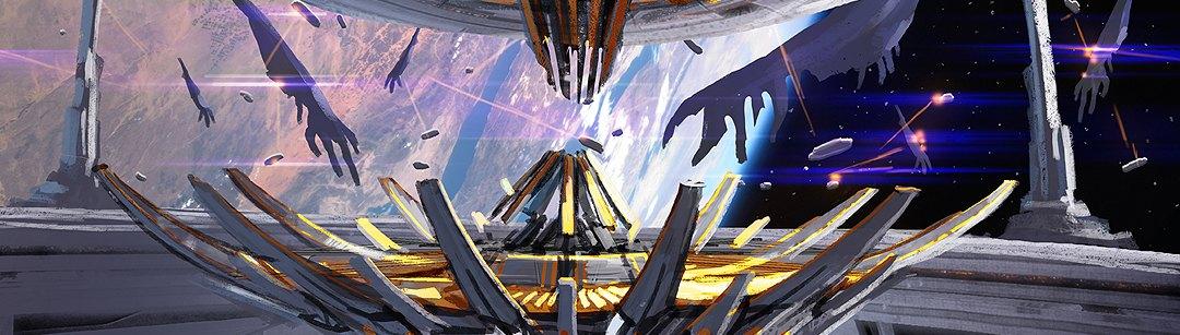 Concept arts Mass Effect de Matt Rhodes
