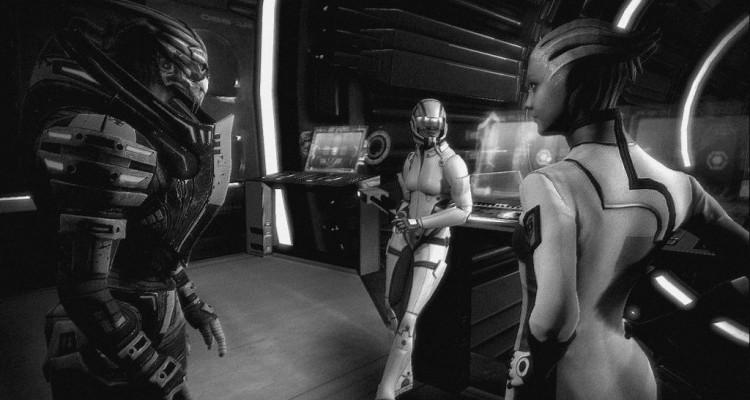 Références races Mass Effect