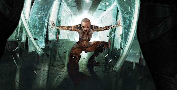 Jack dans Mass Effect Foundation