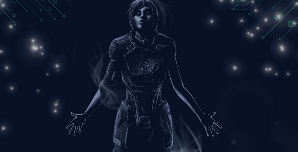 Fan-fiction : Mass Effect Réalité - Fan art de FemmeInfernale