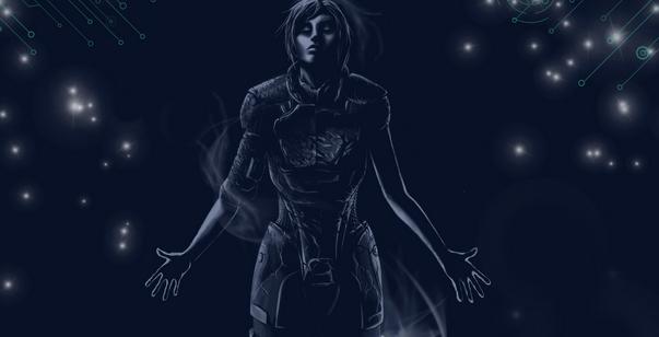 Fan-fiction : Mass Effect Réalité - Fan art de FemmeInfernale
