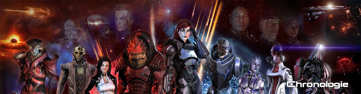 Chronologie Mass Effect
