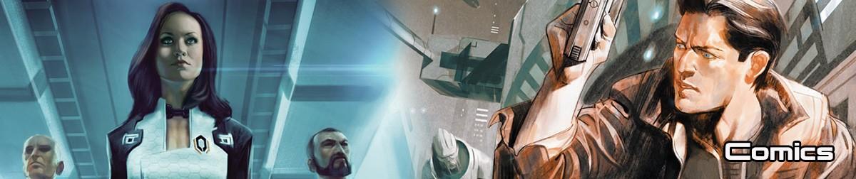 comics Mass Effect