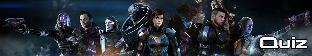 Quiz Mass Effect
