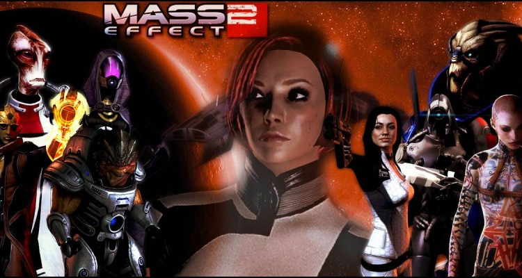 Mass Effect 2 Le film