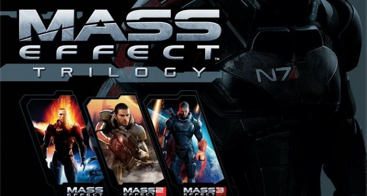 Mass Effect Trilogy next gen