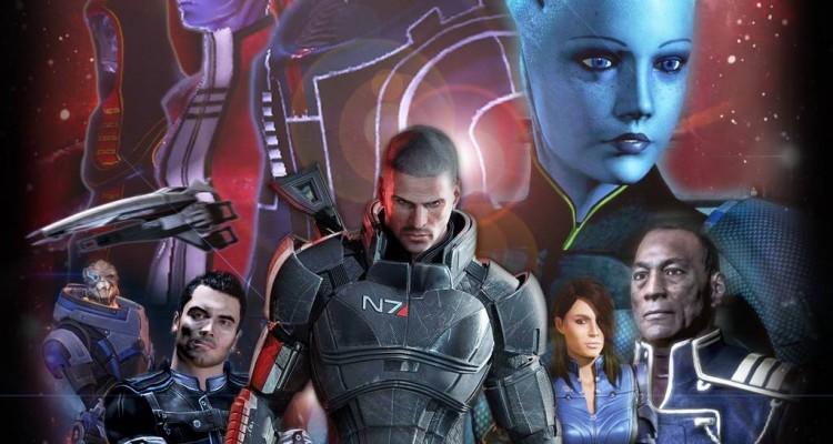 Film Mass Effect