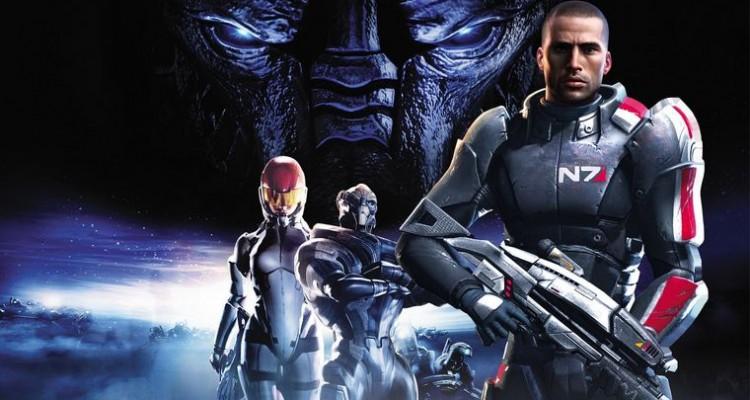 Casting Film Mass Effect