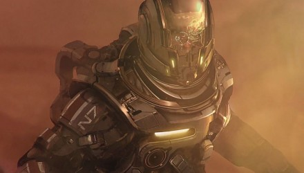 E3 2014 - Mass Effect 4