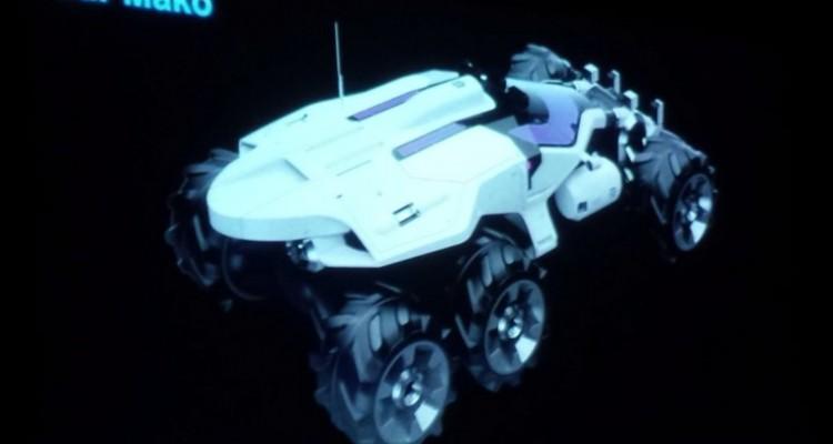 Mass Effect 4 Comic Con