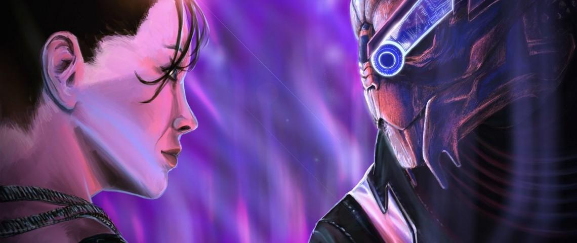 Romances de Mass Effect