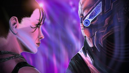 Romances de Mass Effect