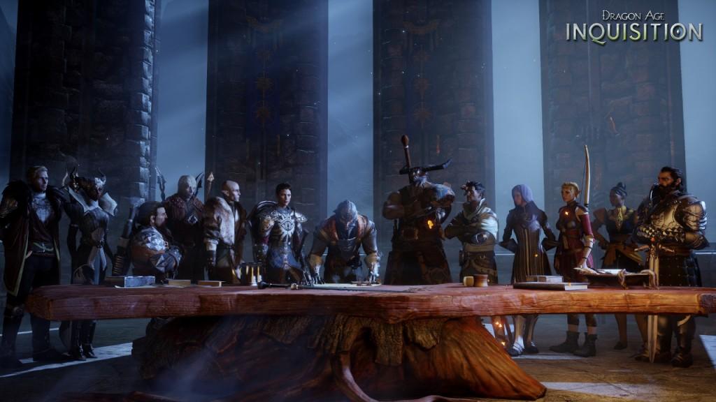 Dragon Age™ _ Inquisition_Les Compagnons
