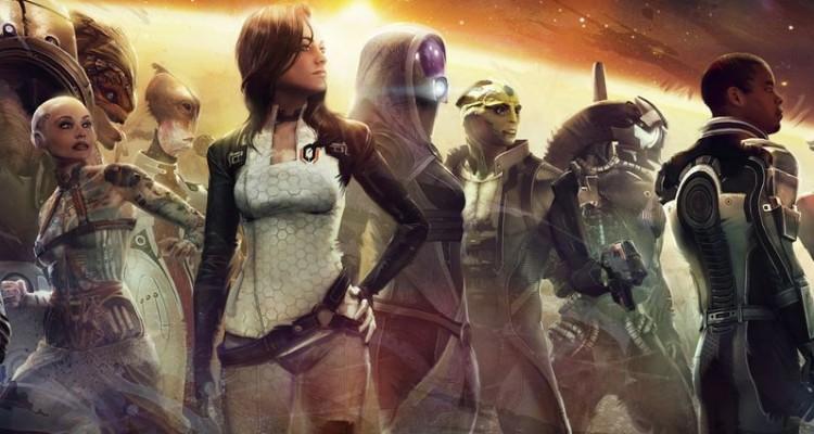 Anecdotes de Mass Effect