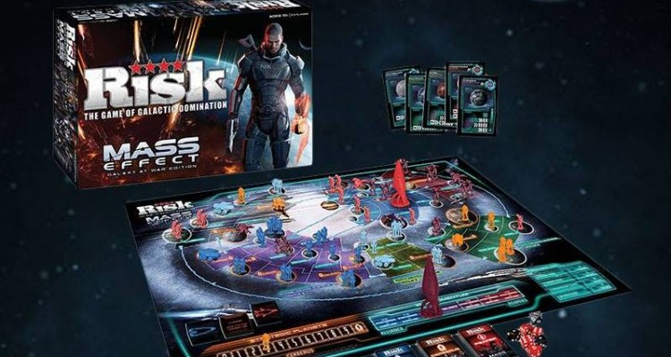 Mass Effect Risk