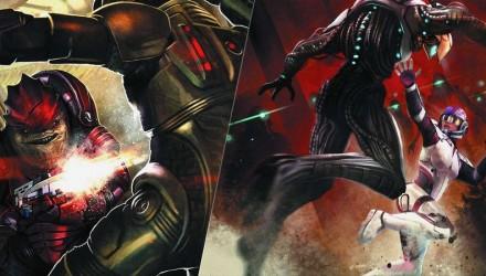 Résultats du concours Mass Effect Universe