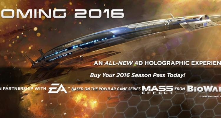 Mass Effect à Great America