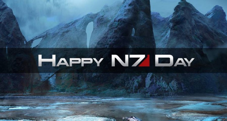 N7 Day Mass Effect Andromeda