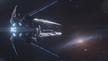 Mass Effect Andromeda au N7 Day