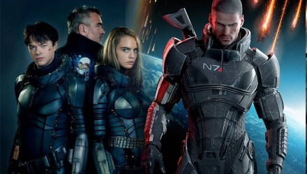 Mass Effect et Valerian