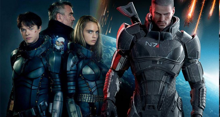 Mass Effect et Valerian