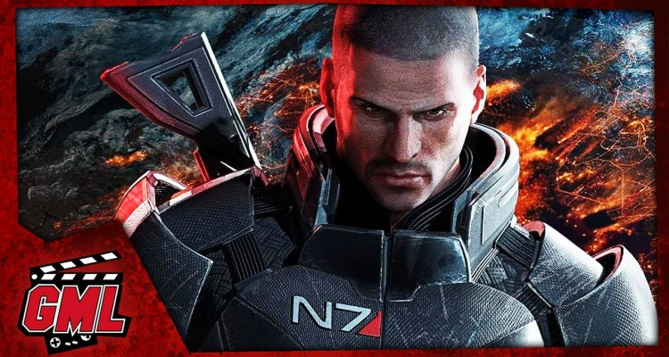 Mass Effect 3 Game Movie