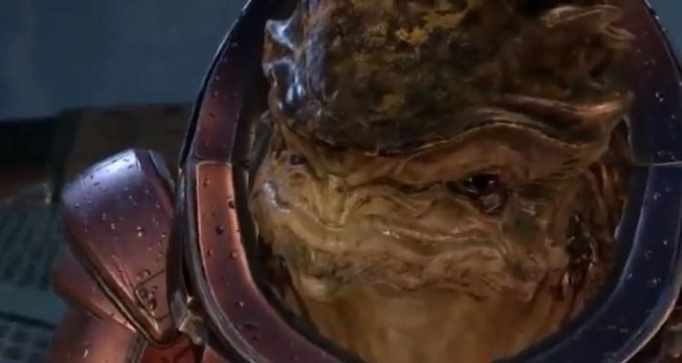 Mass Effect Andromeda leak