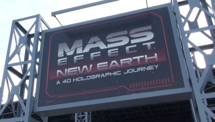 Mass Effect New Earth