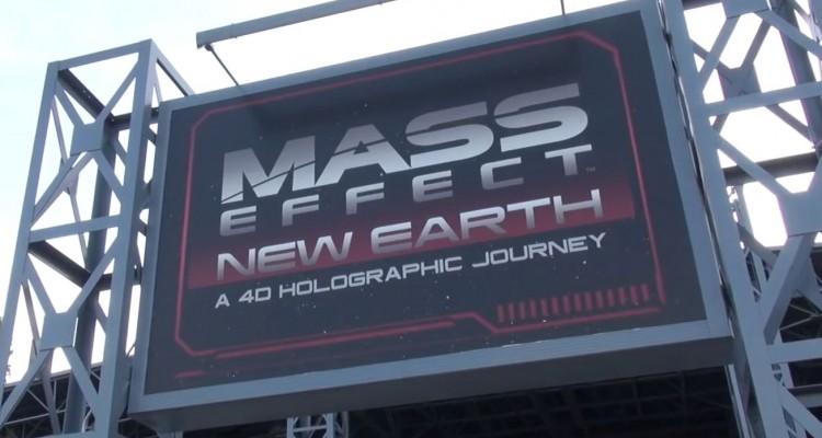 Mass Effect New Earth
