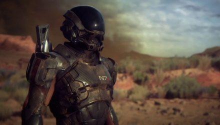 Mass Effect Andromeda 2016 EA Play