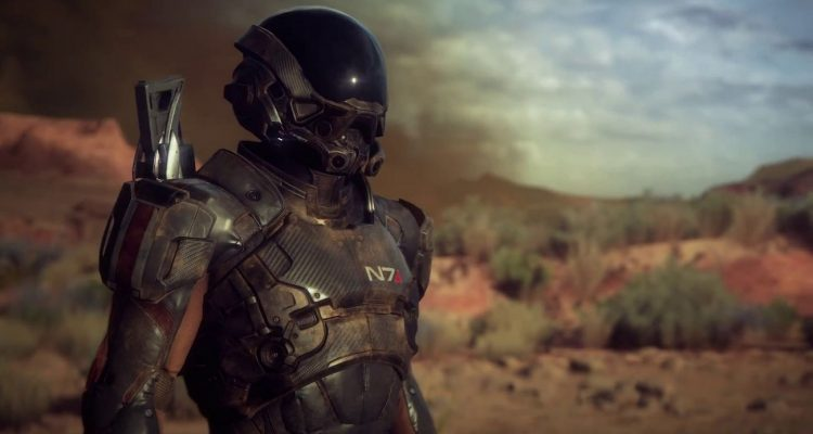 Mass Effect Andromeda 2016 EA Play