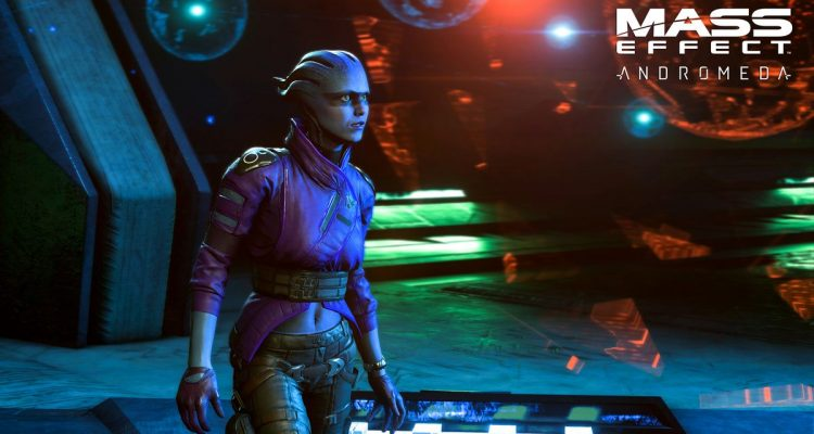 Mass Effect Andromeda : images sur PS4 Pro