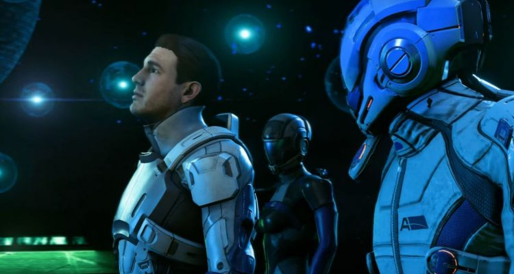Mass Effect Andromeda, conférence Sony PS4 Pro