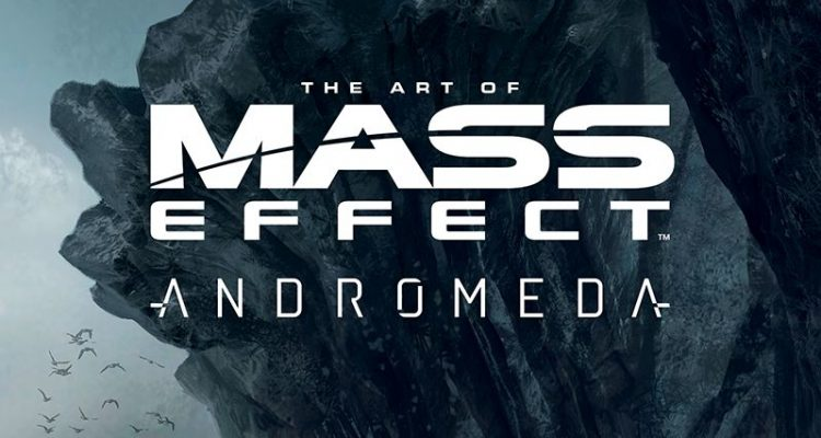 Mass Effect Andromeda Artbook