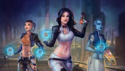 Fan arts Mass Effect