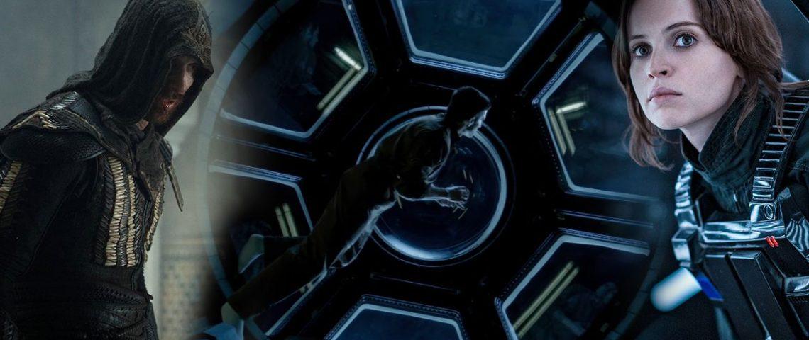 Films de science fiction 2016