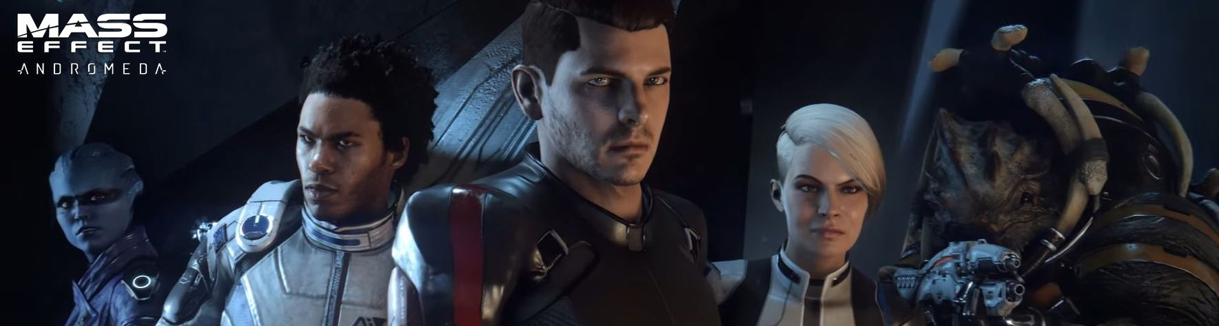 Mass Effect Andromède