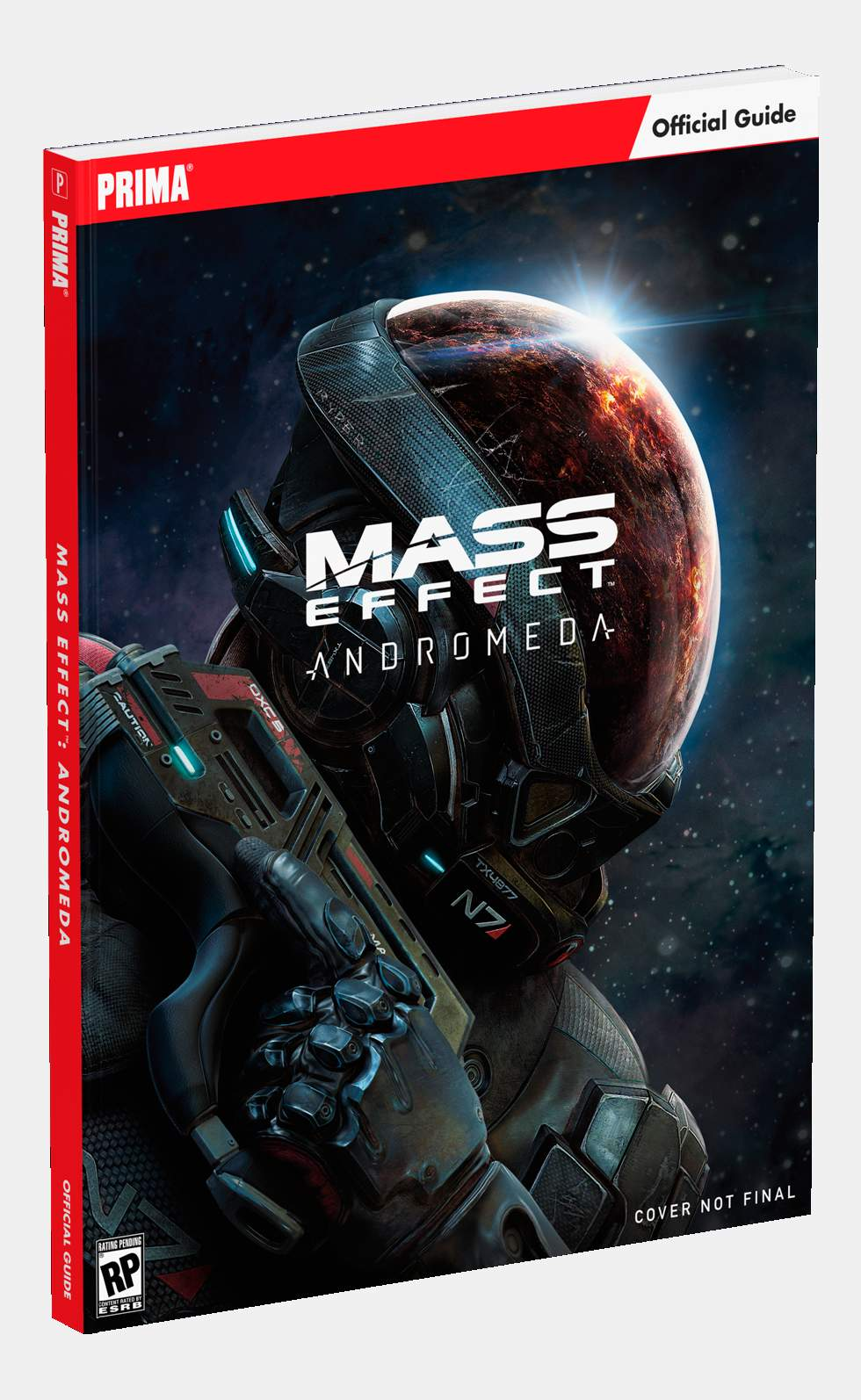 Mass Effect Andromeda - Prima Guide